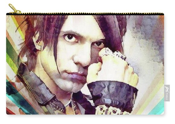 Criss Angel Carry-all Pouch