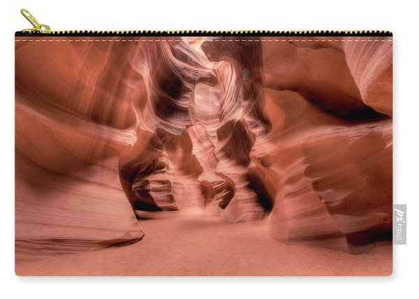 Crooked Walls Carry-all Pouch