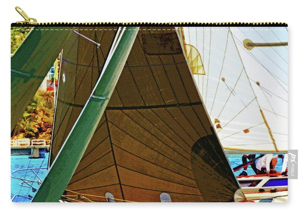 Crossing Sails Carry-all Pouch