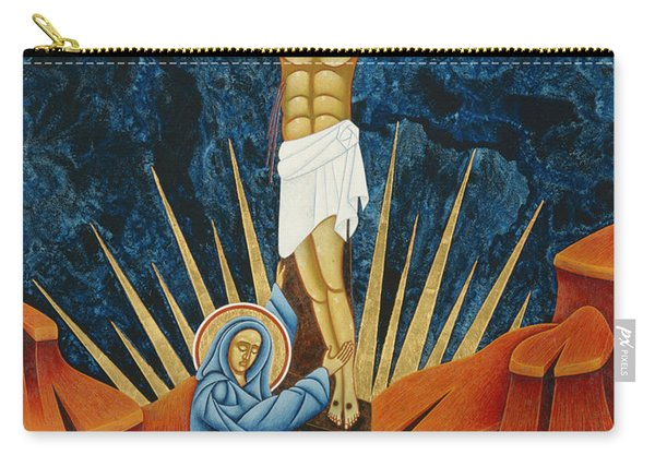 Crucifixion By Jodi Simmons Carry-all Pouch