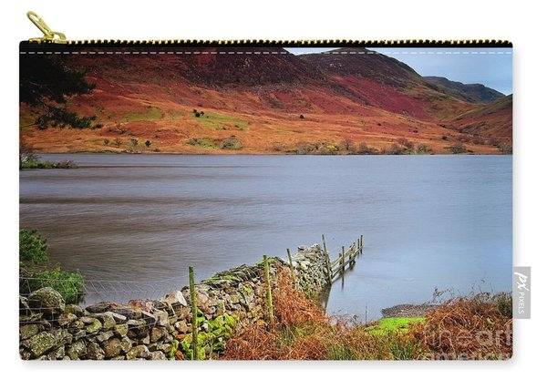 Crummock Water - English Lake District Carry-all Pouch