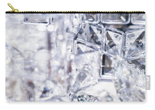 Crystal Bling I Carry-all Pouch