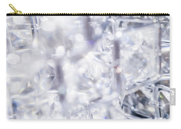 Crystal Bling II Carry-all Pouch