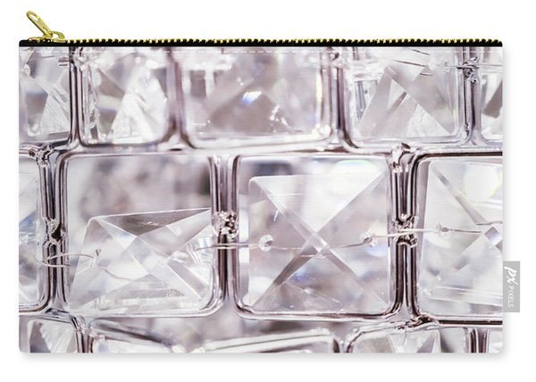 Crystal Bling IIi Carry-all Pouch