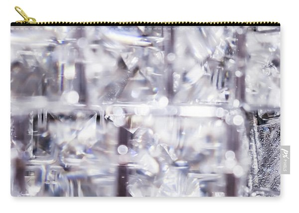 Crystal Bling Iv Carry-all Pouch