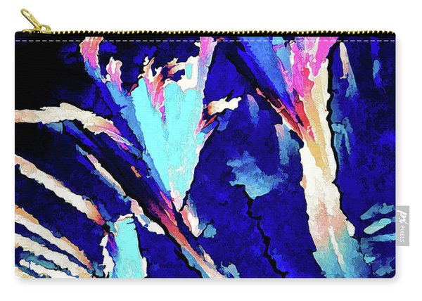 Crystal C Abstract Carry-all Pouch
