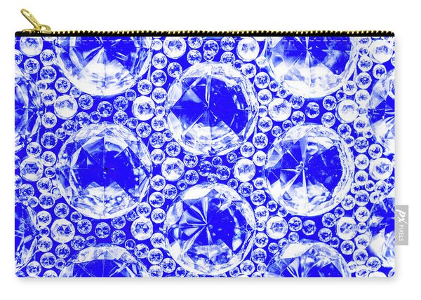 Cut Glass Beads 1 Carry-all Pouch