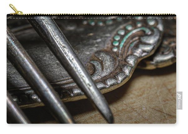 Cutlery Macro 1 Carry-all Pouch
