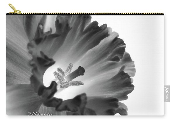 Daffodil Cornered Carry-all Pouch