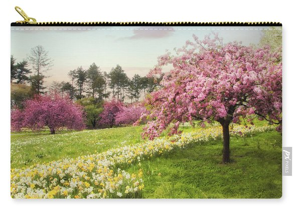 Daffodil Heaven Carry-all Pouch