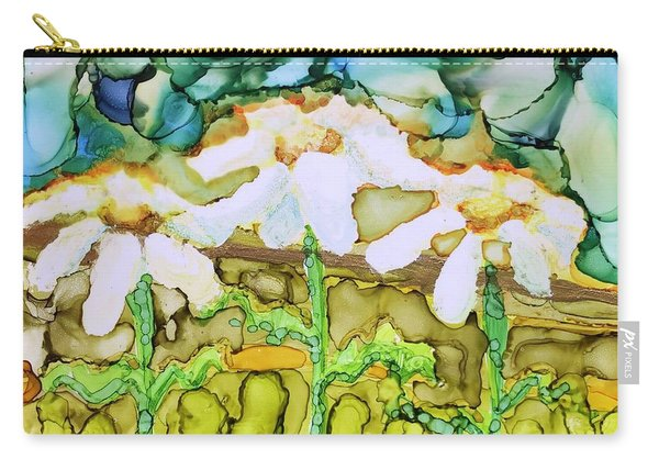Daisy Impressions Carry-all Pouch