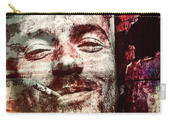 Damien Rice Carry-all Pouch