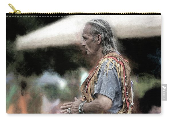 Dance Of The Woodland Elder Carry-all Pouch