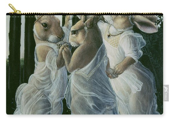Dancing Graces Carry-all Pouch