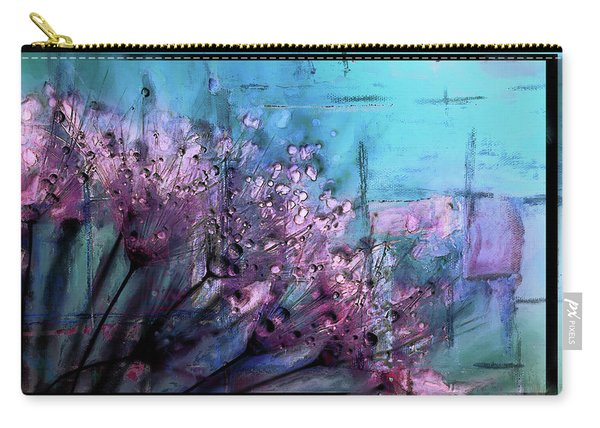 Dandelion Abstract Carry-all Pouch