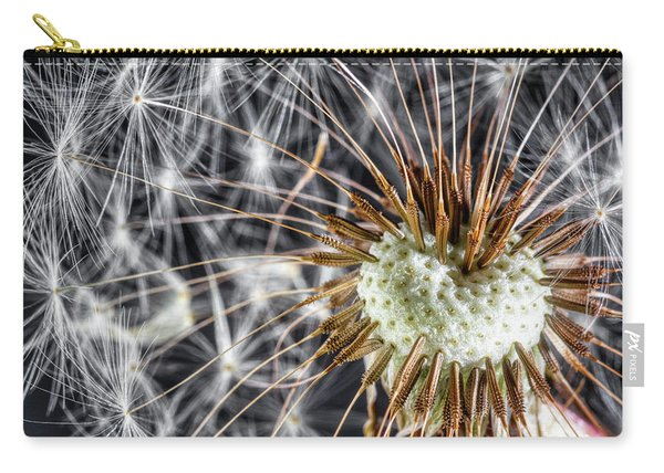 Dandelion Seed Pod Carry-all Pouch