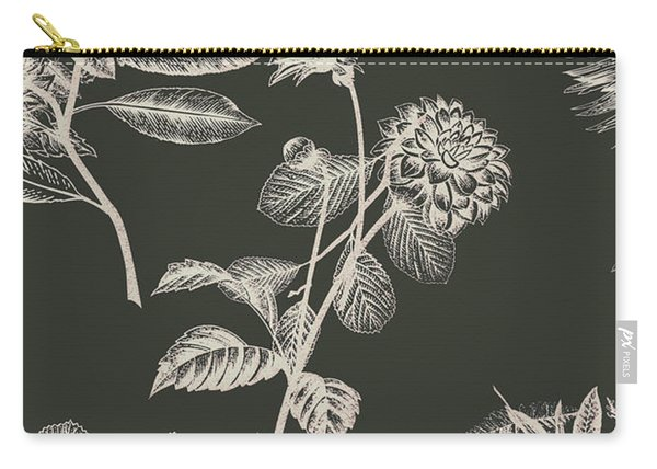 Dark Botanics  Carry-all Pouch