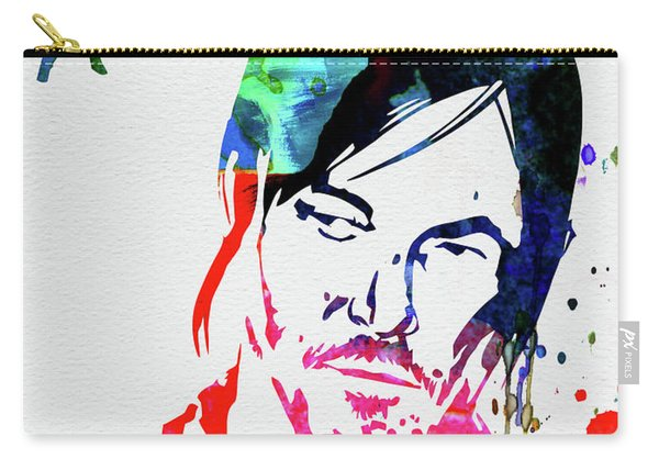 Daryl Watercolor Carry-all Pouch