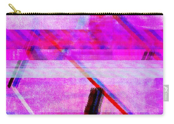 Databending #1 Carry-all Pouch