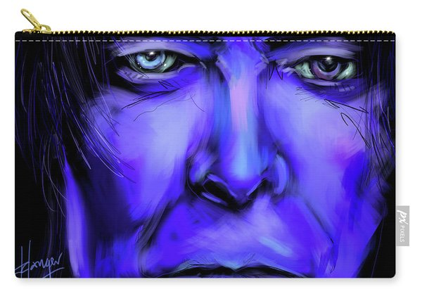 David Bluey Carry-all Pouch