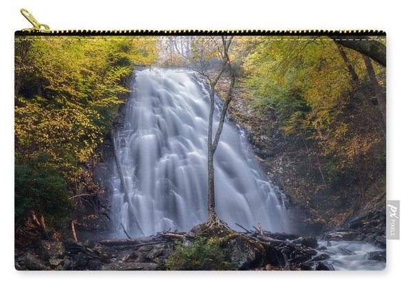 Dawn At Crabtree Falls Carry-all Pouch