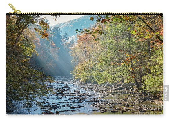 Dawn At Metcalf Bottoms Carry-all Pouch