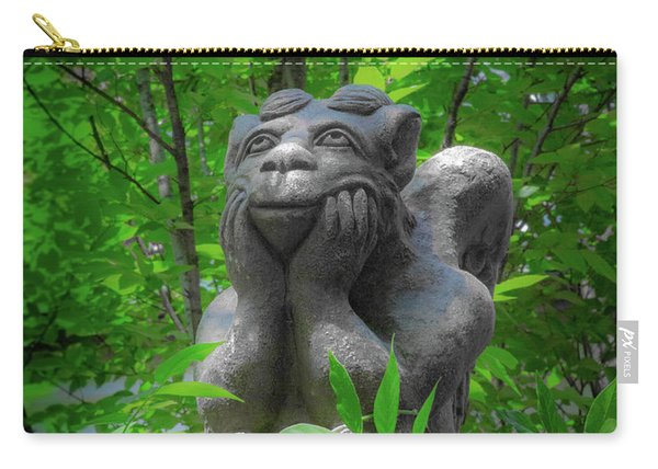 Daydreaming Gargoyle Carry-all Pouch