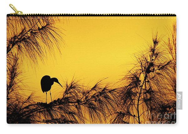 Days End In Jamaica Carry-all Pouch