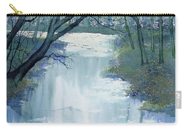 Dazzle On The Derwent Carry-all Pouch