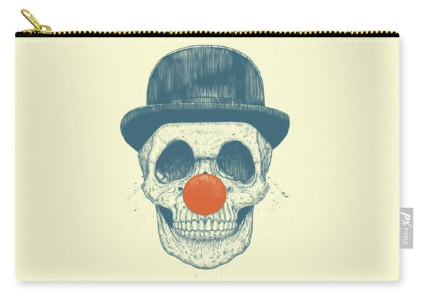 Dead Clown Carry-all Pouch
