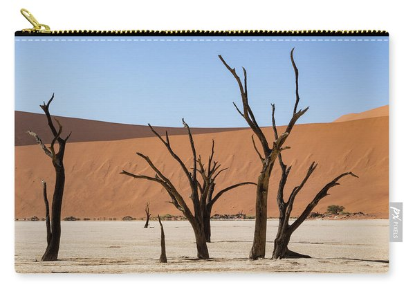 Deadvlei Desert Carry-all Pouch