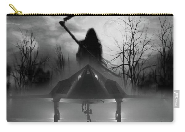 Death Is Coming For You Carry-all Pouch