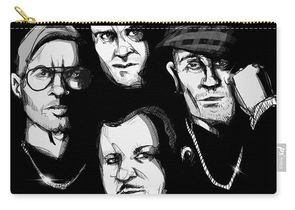 Death Row Carry-all Pouch