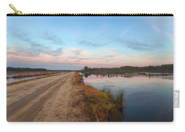 December Sunset At Whitesbog Nj Carry-all Pouch
