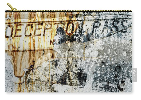 Deception Pass Montage Carry-all Pouch