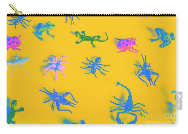 Decorative Creatures Carry-all Pouch