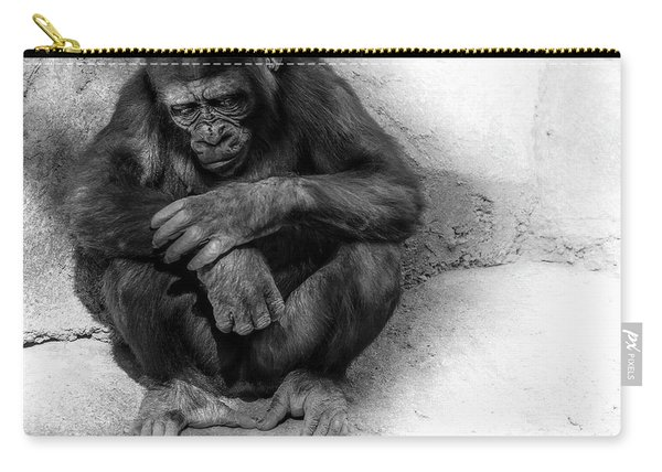Deep Thought Carry-all Pouch