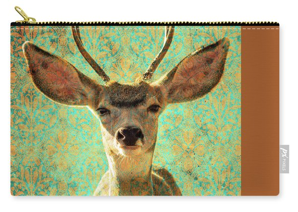 Deers Ears Carry-all Pouch