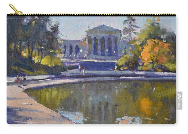 Delaware Park Buffalo Carry-all Pouch