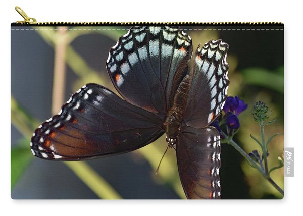 Delicate Beauty Red-spotted Purple Carry-all Pouch
