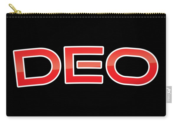 Deo Carry-all Pouch