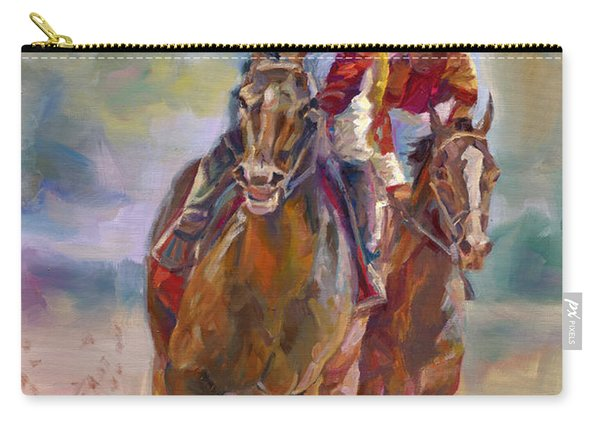 Derby Winner Carry-all Pouch
