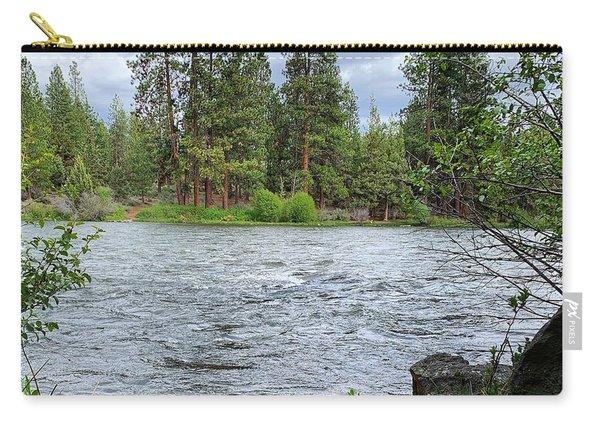 Deschutes River Carry-all Pouch