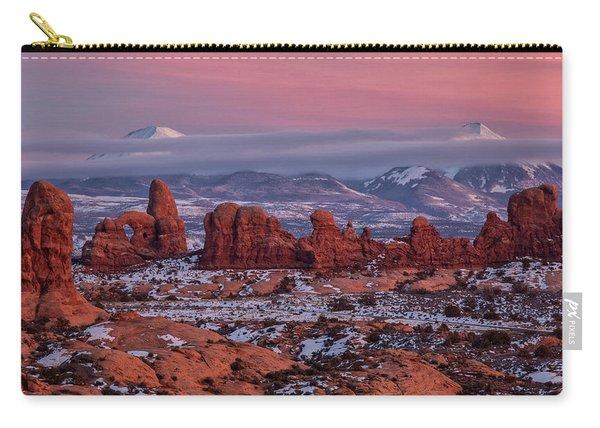 Desert Beauty 2 Carry-all Pouch
