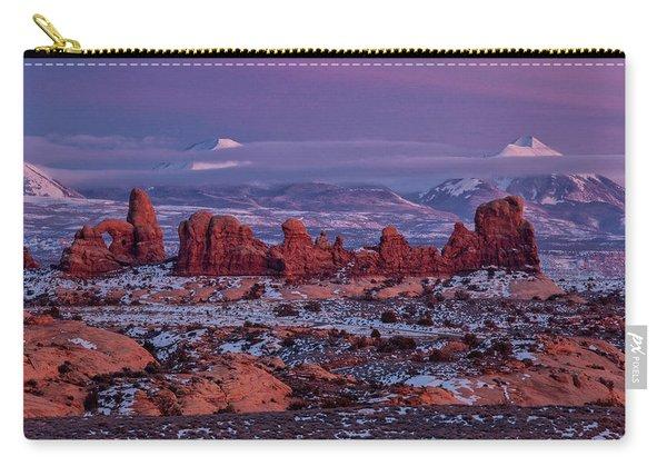 Desert Beauty 3 Carry-all Pouch