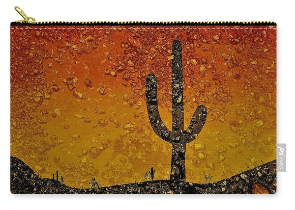 Desert Dreams Carry-all Pouch