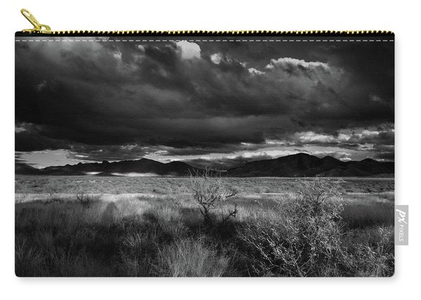 Desert Shadow Moods Carry-all Pouch