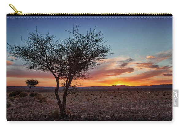 Desert Sunset Carry-all Pouch
