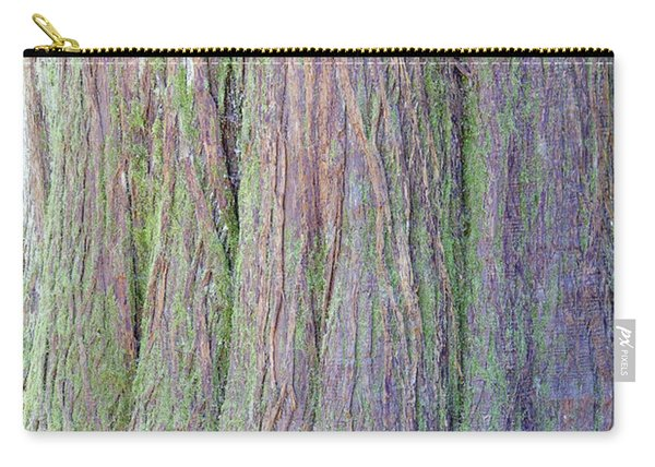 Details, Old Growth Western Redcedar Carry-all Pouch