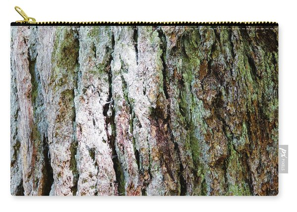 Details, Old Growth Western Redcedars Carry-all Pouch